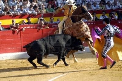 toro y picador